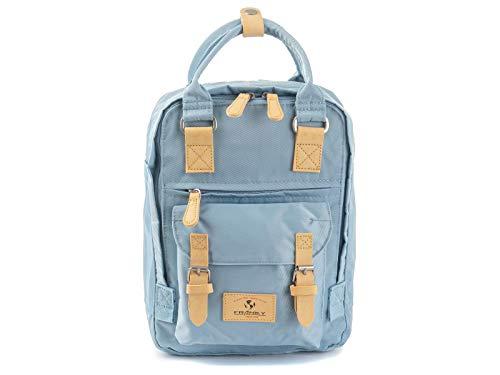 Franky RS52-S Freizeit Rucksack Daypack mit Laptopfach sky blue