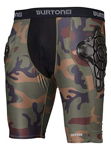 Burton Herren Protektor TOTAL IMPACT Shorts, Highland Camo, M