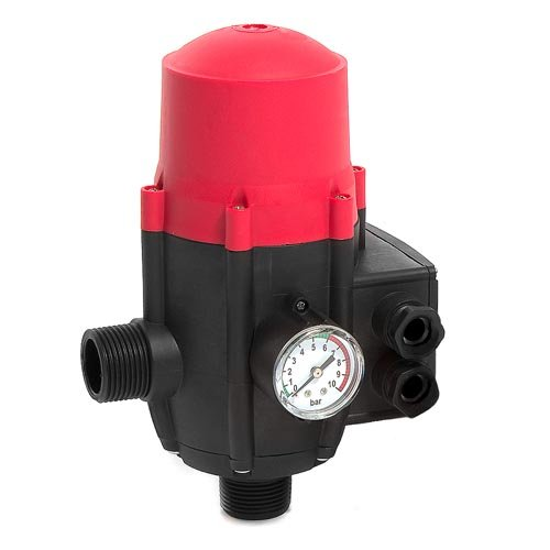 Rotfuchs® PC02 ohne Kabel Druckschalter Pumpensteuerung Pumpenschalter Druckregler