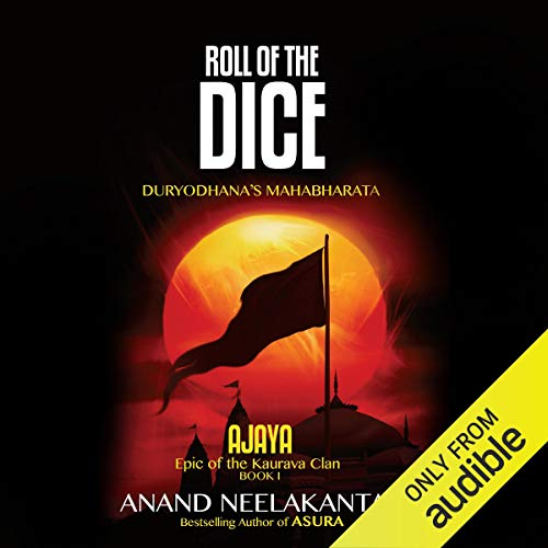 Roll of the Dice audiobook cover art