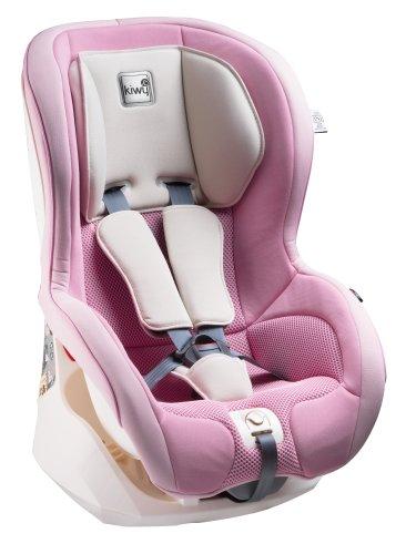Kiwy SP1 SA-ATS, Silla de coche grupo 1, rosa (Candy)