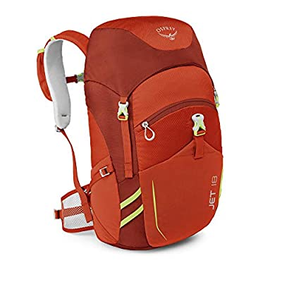 Osprey pack jet 18 kid's hiking backpack
