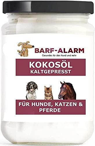 Barf-Alarm Kokosöl