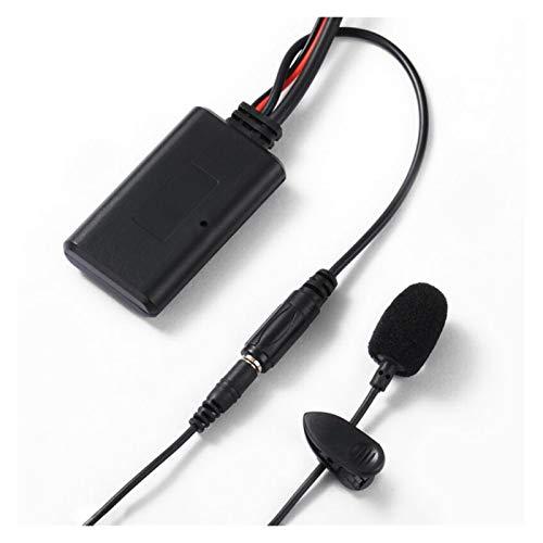 Yuanyuan Conjunto de adaptadores de Cables Bluetooth Interior Ajuste Bluetooth para Ford Mondeo MA2261 Bluetooth 5.0 Nuevo útil