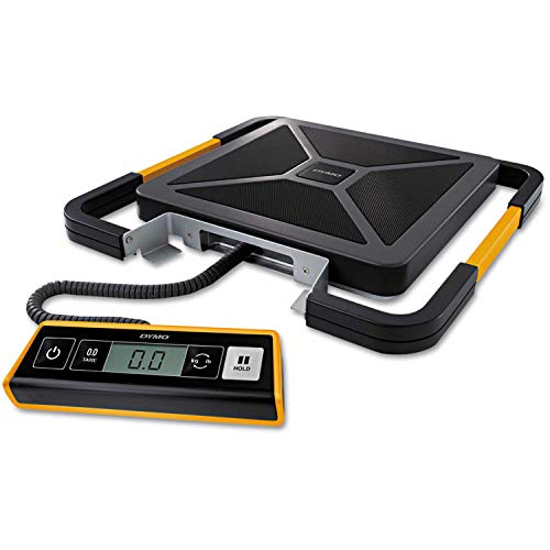 DYMO by Pelouze S400 Portable Digital USB Shipping Scale, 400 lb. Capacity, PEL1776113