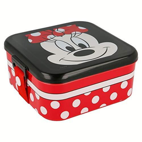 Stor Fiambrera BENTO Character Minnie Mouse - Disney -