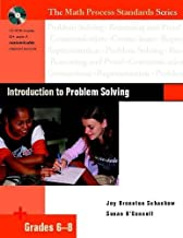 Introduction to Problem Solving, Grades 6-8 (The Math Process Standards Series, Grades 6-8)