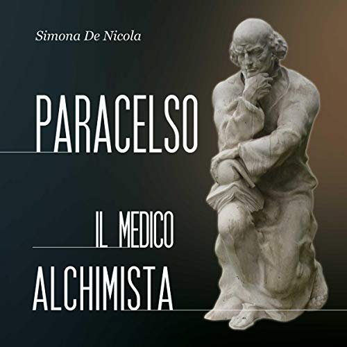 Paracelso audiobook cover art
