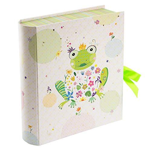 goldbuch Sammelbox, Turnowsky - Happy Frog, Mit 3 Schubfächern, Kunstdruck, 85492