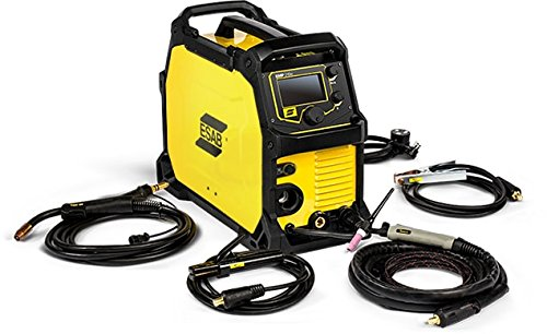 ESAB EMP215IC 120/230-Volt Dual Voltage Professional Grade Inverter Welder