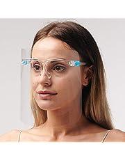 درع واقي لحماية الوجه/Anti Fog-Anti-Droplets with Full Face protective Shield/Mask