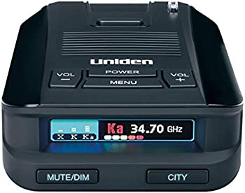 Uniden DFR8 Long Range Radar and Laser Detector