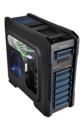 Thermaltake Chaser A71 VP40031W2N 7 x Bay LCS Full Tower Chassis (Black)