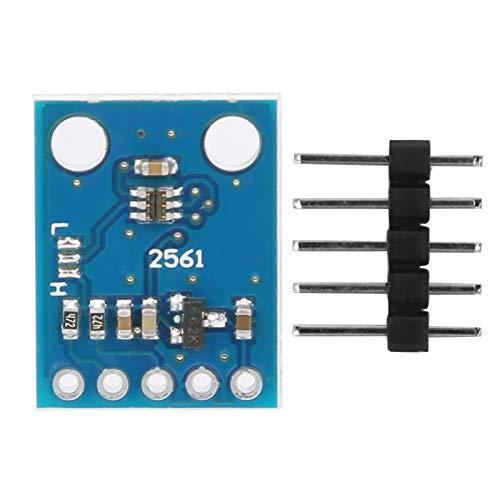 SALUTUYA Fotorresistencia fotorresistor, módulo de Sensor de fotorresistencia Módulo de detección de Sensor de luz 3‑5V Módulo de fotodiodo fotoresistencia para Arduino