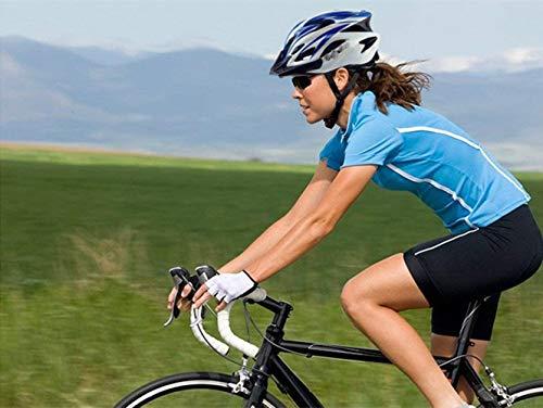 TOYEN自転車ヘルメットサイクリングロードバイククロスバイクスポーツ通勤大人男女兼用超軽量高剛性通気サイズ調整可能