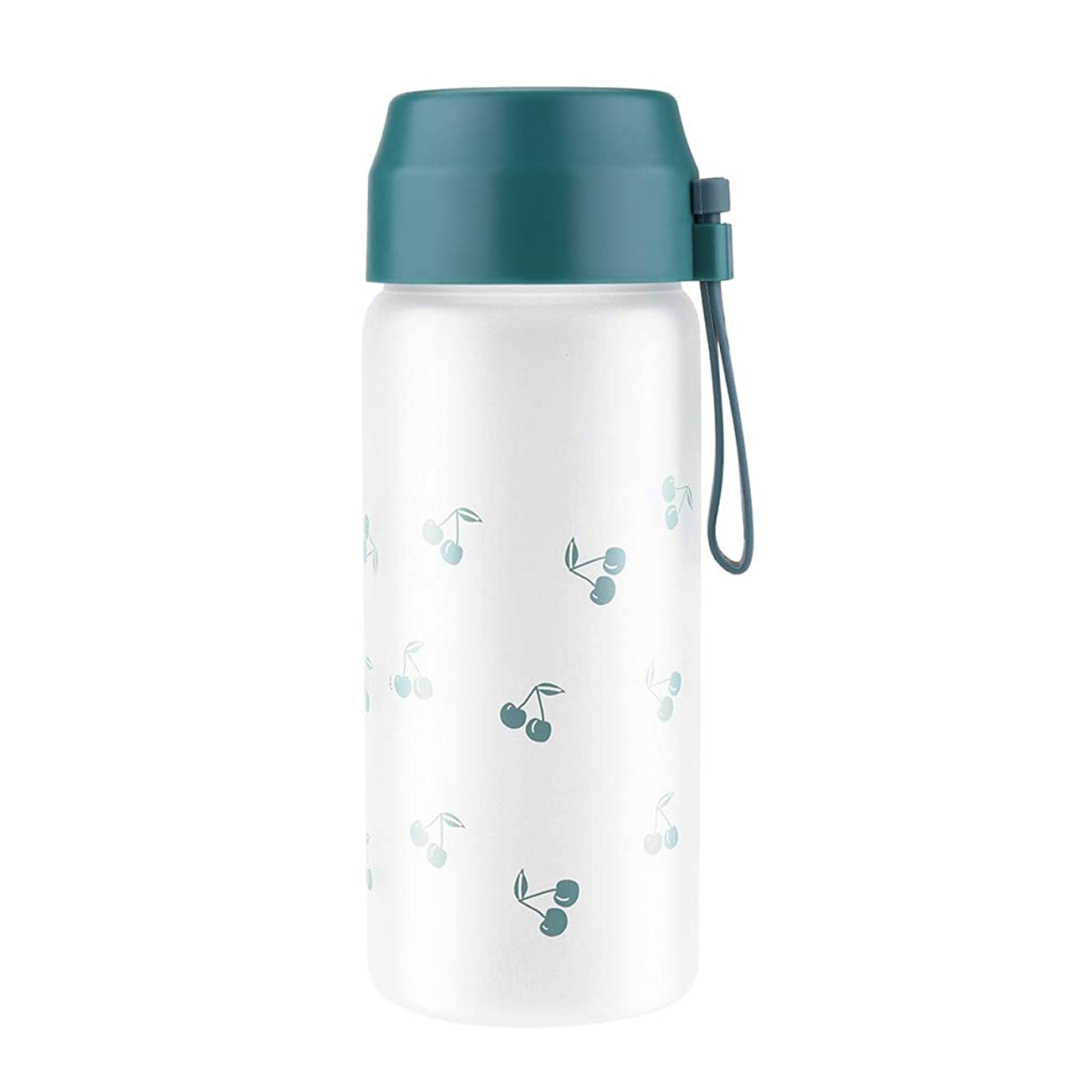 不倫枝誘惑色が変わるカップ、水カップ、水筒 、目盛り、 直飲み 、創造性、マット、温度、敏感、ガラス、屋外、300ml、携帯 、キャンプ用 、ハイキング