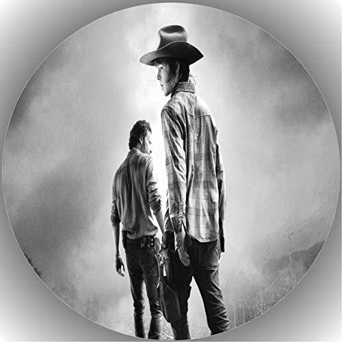 Premium Esspapier Tortenaufleger Geburtstag The Walking Dead T12