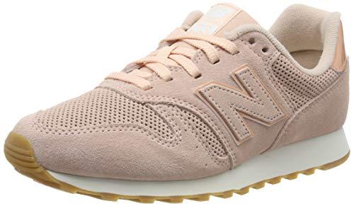 New Balance 373, Zapatillas Mujer, Rosa Pink Pink
