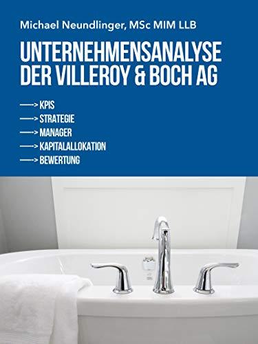 Unternehmensanalyse der Villeroy & Boch AG (German Edition)