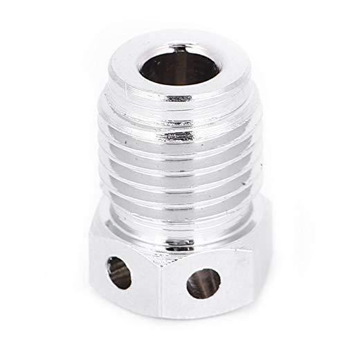 SALUTUYA Válvula de culatas de Cilindro de Buceo de Peso Ligero Resistente a la corrosión del Agua de mar, para Cilindros de Buceo