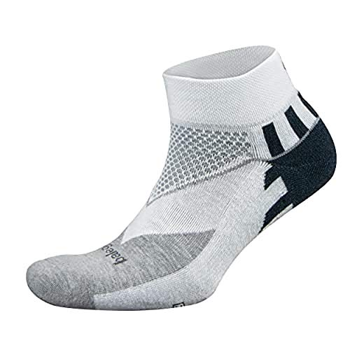 Balega Enduro V-tech Low, White, Medium