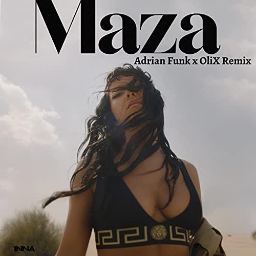 Maza (Adrian Funk X OLiX Remix)