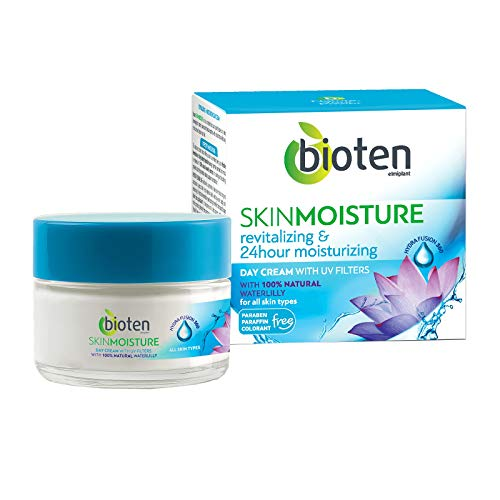 Crema hidratante Bioten Skin Moisture revitalizante & ~ 24 horas crema de día hidratante 50 ml