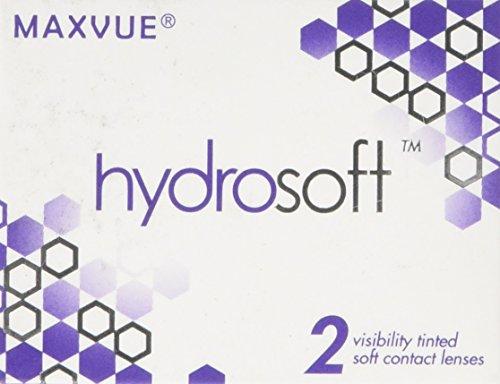 Hydrosoft Monatliche Einweg-Kontaktlinsen 2er Pack (-7.50, 8.6, 14.2, 2)