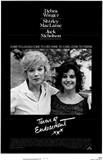 Terms of Endearment 11 x 17 Movie Poster - Style A