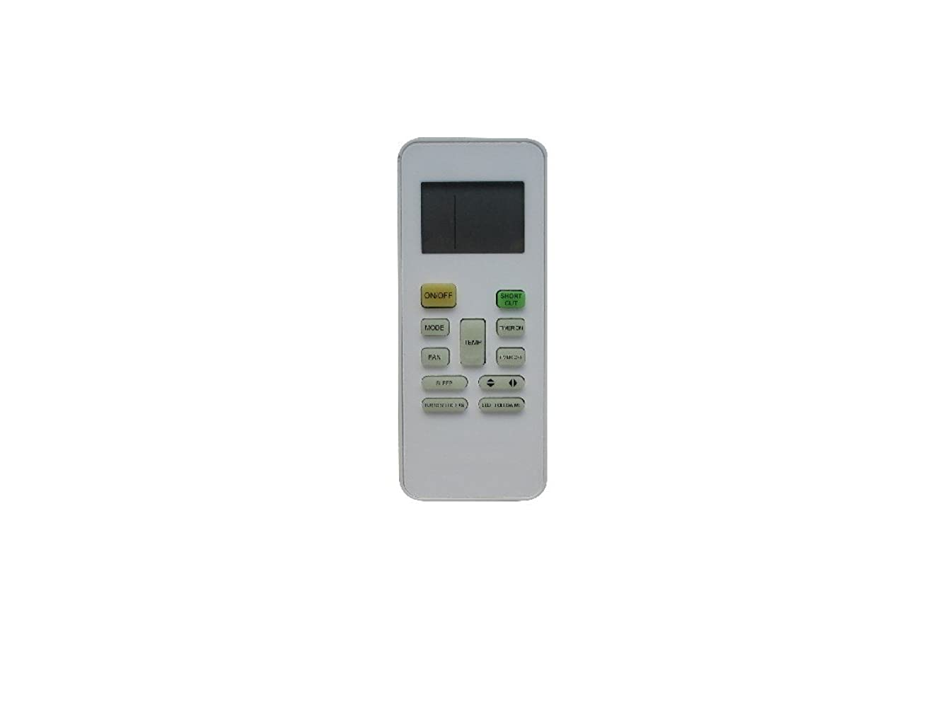 Hotsmtbang Replacement Remote Control For heat controller Comfort-aire B-SMA18SC B-VMH09SC-1 B-VMH12SC-1 B-VMH18SC-1 B-VMH24SC-1 AC Air Conditioner