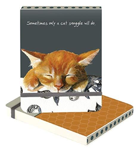 Ginger Cat Flip Note Book - Libro de notas