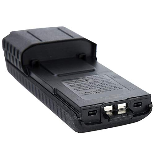 VBESTLIFE 2-teiliges Walkie Talkie 6xAA-Batteriefach für UV-5R UV-5RE UV-5RA Extended Battery Box
