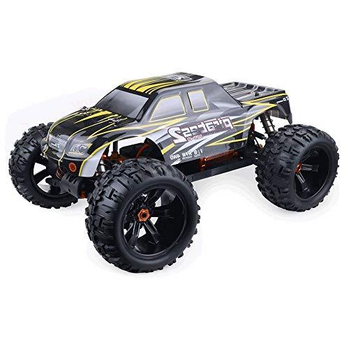 Z-XLIN Rabing coche teledirigido, ilimitado Terreno Rc Car, 2.4Ghz de radio de alta velocidad de control remoto coches de competición de 1/22 Off-Road, coches de juguete eléctrico Para