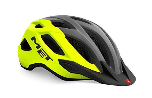 Met Active Crossover - Casco para bicicleta de montaña (talla M), color...