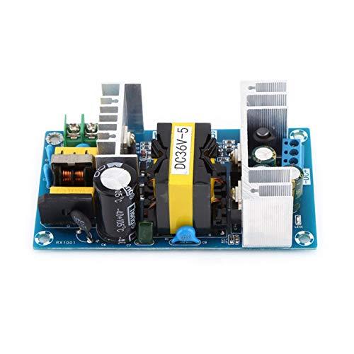 Módulo de Fuente de alimentación 36V 5A 180W 50/60HZ AC-DC Módulo de Fuente de alimentación conmutada Tablero AC 100V-240V a DC 36V Módulo convertidor