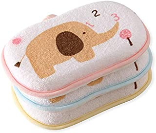 PKRISD Animal Bath Washing Sponge Cotton R Ng Body Wash Child Brush Bath Brushes Elephant Towel Shower Faucet Toddler Must Haves The Favourite Toys Superhero UNbox Dolls