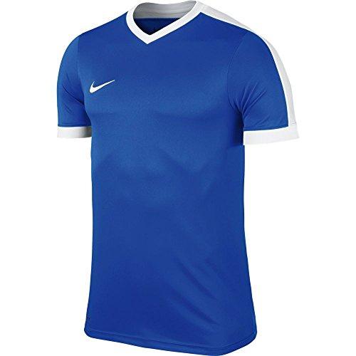 Nike Striker IV T-Shirt Homme, Bleu Royale/Bleu Royale/Blanc/Blanc, FR (Taille Fabricant : XL)