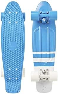 "Penny Skateboard(ペニースケートボード) PENNY GRAPHICS COMPLETE 22"" 0PGR3 TAIL BLOCK 全長22インチ(約56cm)、幅約15cm"