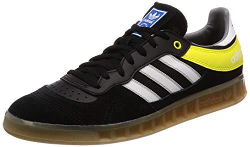 adidas Handball Top, Zapatillas de Balonmano Hombre, Negro (Negbás/Ftwbla/Amasho 0), 40 2/3 EU