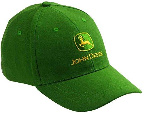 John Deere Cap Green