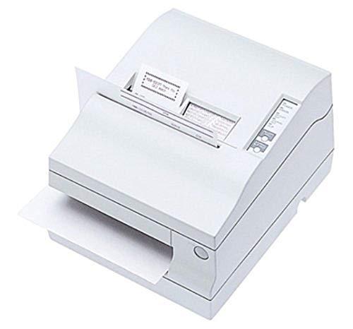 Epson TM U950–Nadeldrucker in Weiß und Schwarz für Quittungen (Rolle: 7cm, A4)