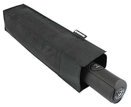 Wenger Regenschirm Schwarz W1101