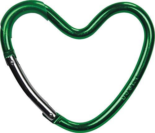The Original Dooky 126962 Crochet en forme de cœur Vert