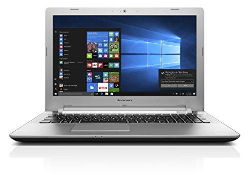 Lenovo Z51-70 39,62 cm (15,6 Zoll Full HD Anti-Glare) Multimedia-Laptop (Intel Core i3-5005U, 4GB RAM, 1TB HDD, AMD Radeon R7 M360 2GB, DVD-Brenner, Windows 10 Home) schwarz