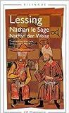 Nathan le Sage / Nathan der Weise (édition bilingue) de Lessing Gotthold Eph ,Robert Pitrou ( 4 janvier 1999 ) - Flammarion (4 janvier 1999)