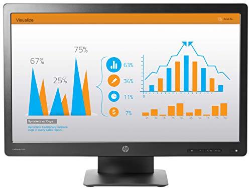 HP ProDisplay P232 (23 Zoll / Full HD) Business Monitor (VGA, Displayport, 5ms Reaktionszeit, 60 Hz) schwarz