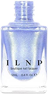 ILNP Freefall - Periwinkle Holographic Shimmer Nail Polish
