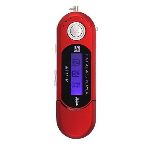 TTAototech Creative MP3 Speler, U Schijfvorm FM Radio, Ondersteuning TF-kaart