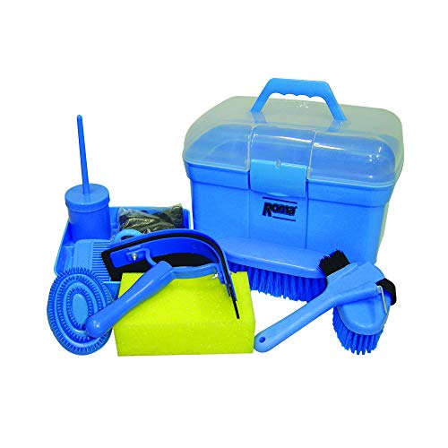 Roma Ultimate Grooming Kit Blue by Roma