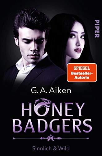Honey Badgers (Honey Badgers 3): Sinnlich & wild (German Edition)